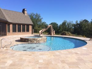 Pool Designs for Homes in Knoxville TN