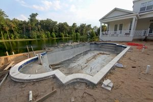 Inground Swimming Pool Construction in Knoxville TN